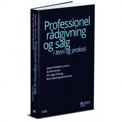 Professionel rådgivning og salg: I teori og praksis