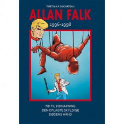 Allan Falk 1996-1998: Tid til Kidnapning, Den oplagte skyldige, Dødens hånd