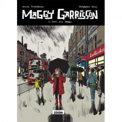 Maggy Garrison 1: Smil nu, Maggy!