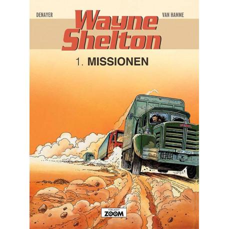 Wayne Shelton 1: Missionen