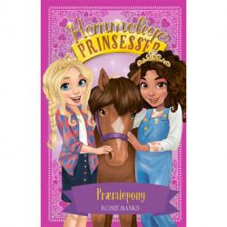 Hemmelige Prinsesser (6) Præmiepony