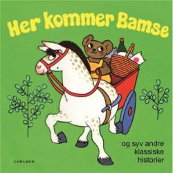 Her kommer bamse og syv andre klassiske historier