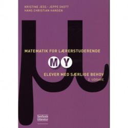 Matematik for lærerstuderende - MY: Elever med særlige behov