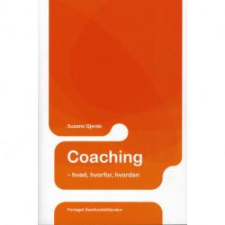 Coaching - hvad, hvorfor, hvordan