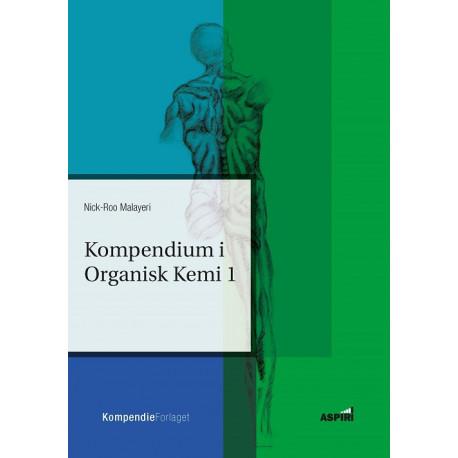 Kompendium i organisk kemi I