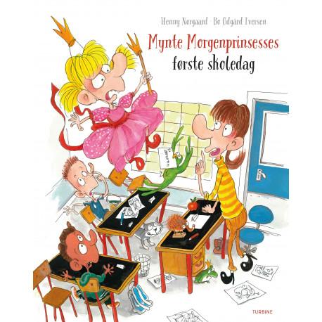 Mynte Morgenprinsesses første skoledag