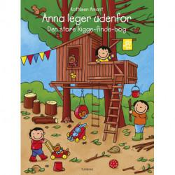 Anna leger udenfor: Den store kigge-finde-bog