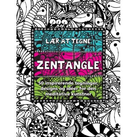 Lær at tegne Zentangle: 50 inspirerende tegninger, designs og ideer for den meditative kunstner