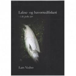 Lakse- og havørredfiskeri - i de jyske åer