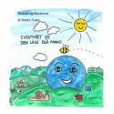 Eventyret om Den Lille Blå Mand: Tegnet og fortalt af Mette Fisker