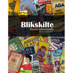 Blikskilte: Danske reklameskilte