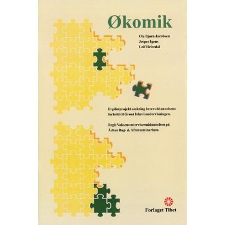 Økomik: et pilotprojekt omkring læreruddannelsens forhold til Grønt Islæt i undervisningen