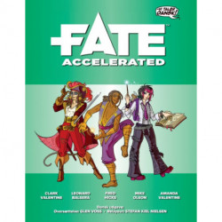 Fate Accelerated: Dansk udgave