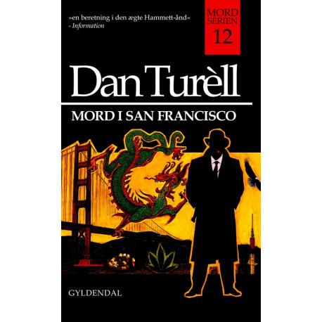 Mord i San Francisco: kriminalroman
