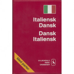 Italiensk-Dansk/Dansk-Italiensk Ordbog: Mini