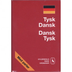 Tysk-Dansk/Dansk-Tysk Ordbog: Mini