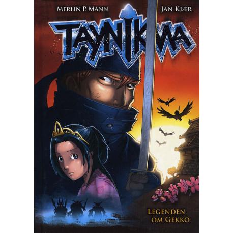Taynikma - Legenden om Gekko