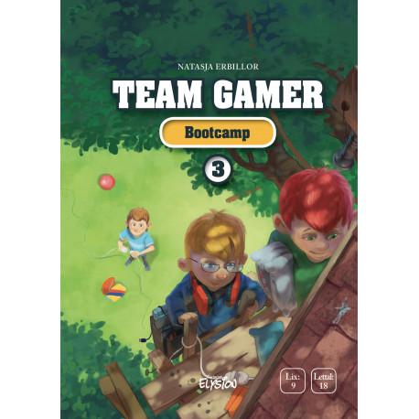 Bootcamp: Team Gamer 3