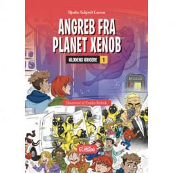 Angreb fra Planet Xenob