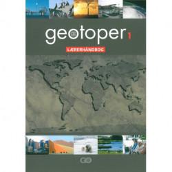Geotoper 1 - Lærerhåndbog