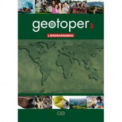 Geotoper 3 - Lærerhåndbog