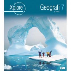 Xplore Geografi 7 Elevbog