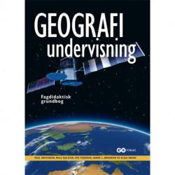 Geografiundervisning: Fagdidaktisk grundbog