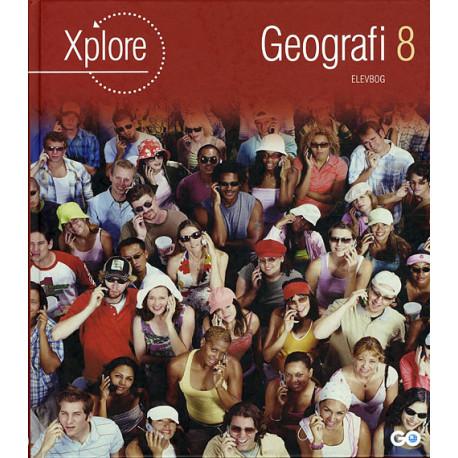 Xplore Geografi 8 Elevbog