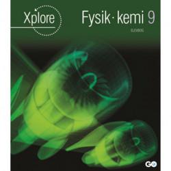 Xplore Fysik/kemi 9 Elevbog