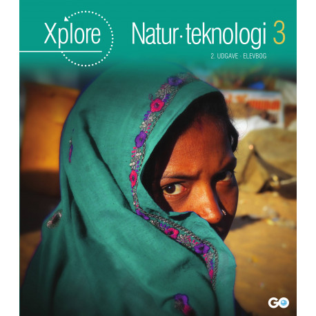 Xplore Natur/teknologi 3 Elevbog - 2. udgave