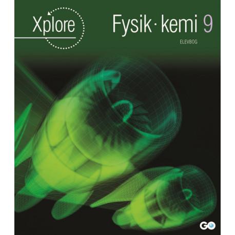 Xplore Fysik/kemi 9 Elevhæfte - Pakke a 25 stk.
