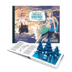 Den lille havfrue - en magisk augmented reality bog: Det originale eventyr af Hans Christian Andersen