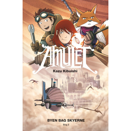 Amulet 3: Byen bag skyerne