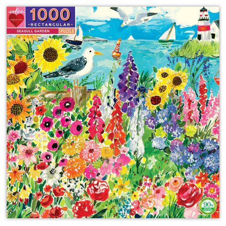 Seagull garden 1000 brikker