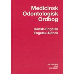 Medicinsk-Odontologisk Ordbog Dansk-Engelsk/Engelsk-Dansk