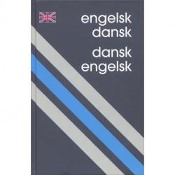 Engelsk-Dansk/Dansk-Engelsk Ordbog: Large