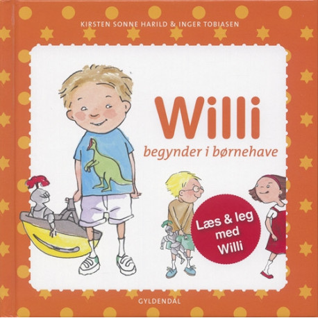Willi begynder i børnehave