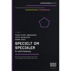 Specielt om specialer: en aktivitetsbog