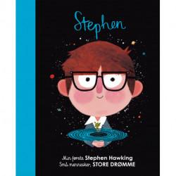 Min første Stephen Hawking