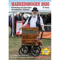 Markedsbogen 2020: Kalenderbog med oplysninger om markederne i Danmark