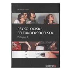 Psykologiske feltundersøgelser: Psykologi B