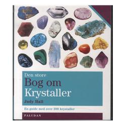 Den Store Bog om Krystaller: den ultimative guide til krystaller