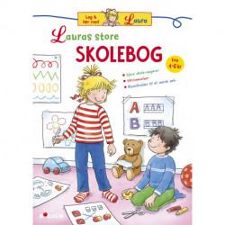 Lauras store skolebog