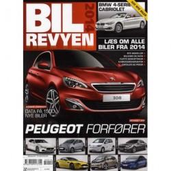 Bil-revyen (2014 (56. årgang))