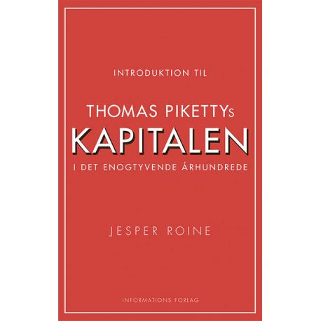 Introduktion til Thomas Pikettys Kapitalen i det enogtyvende århundrede