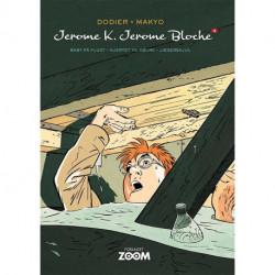Jerome K. Jerome Bloche 4: Baby på flugt, Hjertet til højre, Jægerskjul