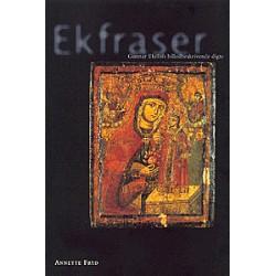 Ekfraser: Gunnar Ekelöfs billedbeskrivende digte
