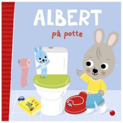 Albert på potte