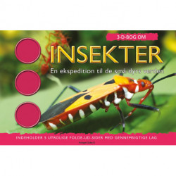 3D Bog om Insekter
