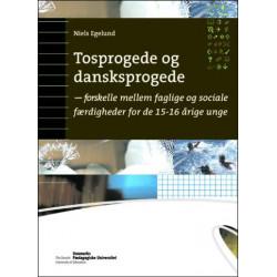 Tosprogede og dansksprogede: forskelle mellem faglige og sociale færdigheder for 15-16 årige unge